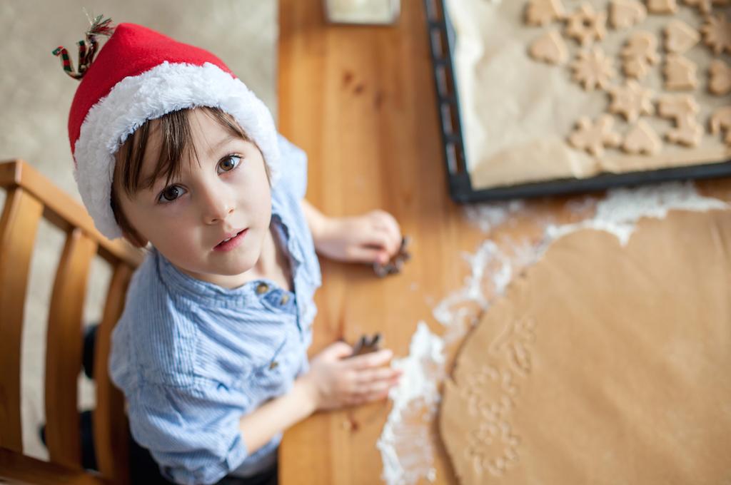kid santa hat