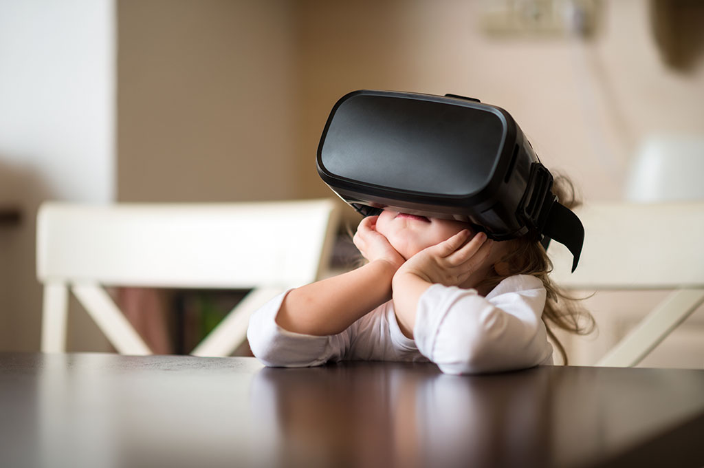 digital trends VR