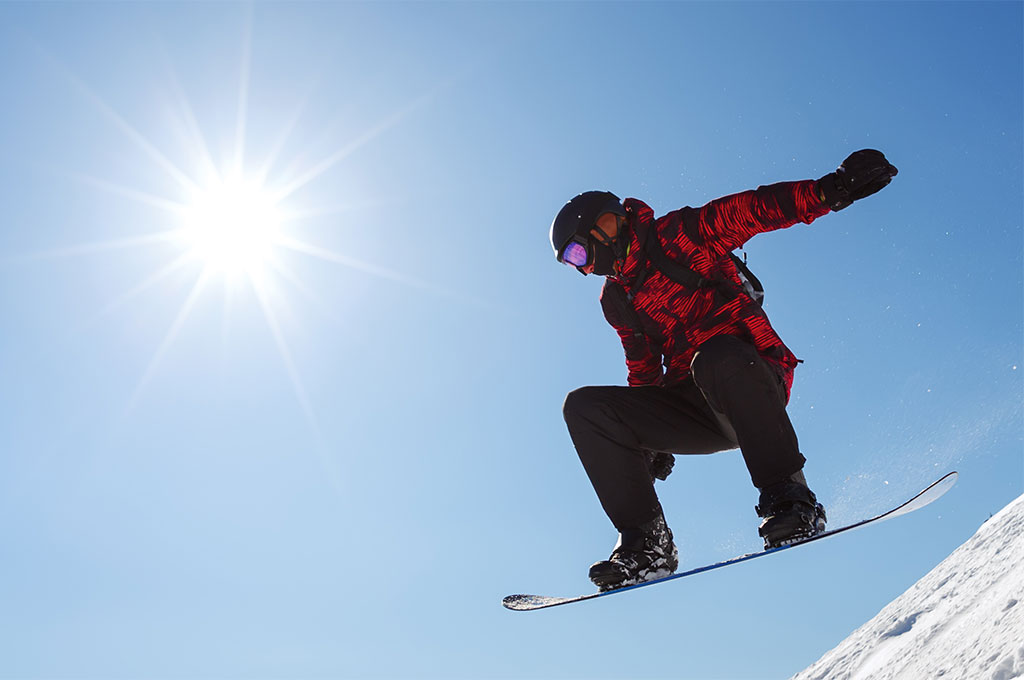 dusted winter games video steep challenge
