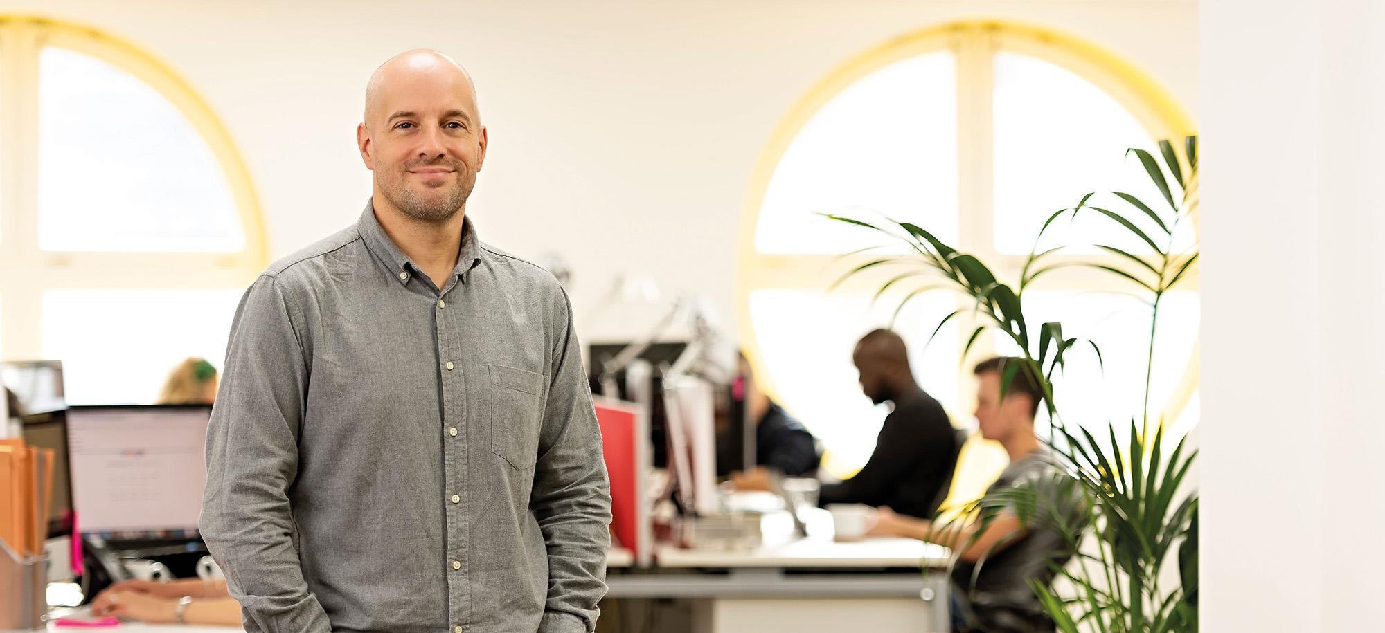 Matt King - Digital Development Director