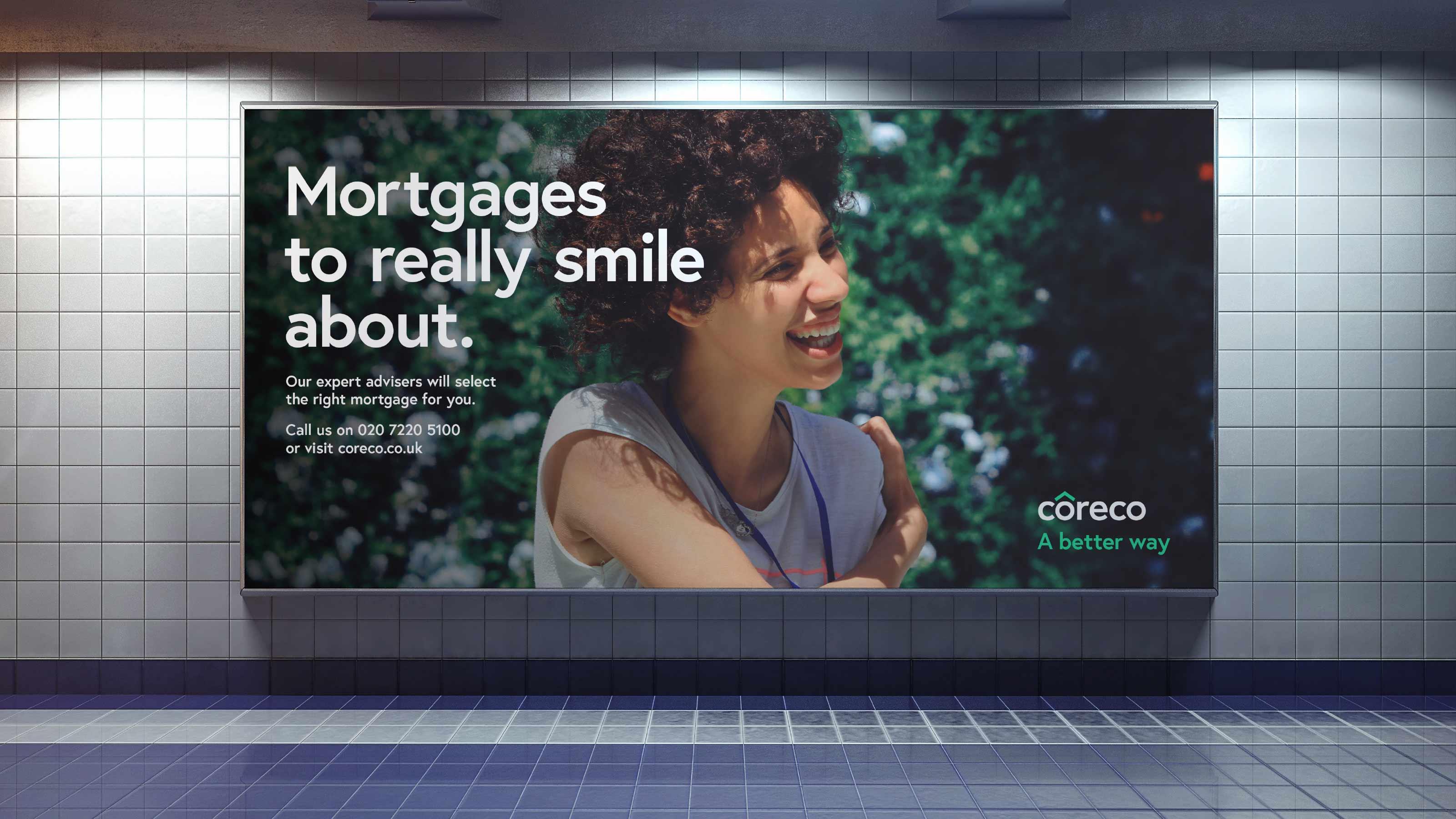 Brand ad banner Coreco