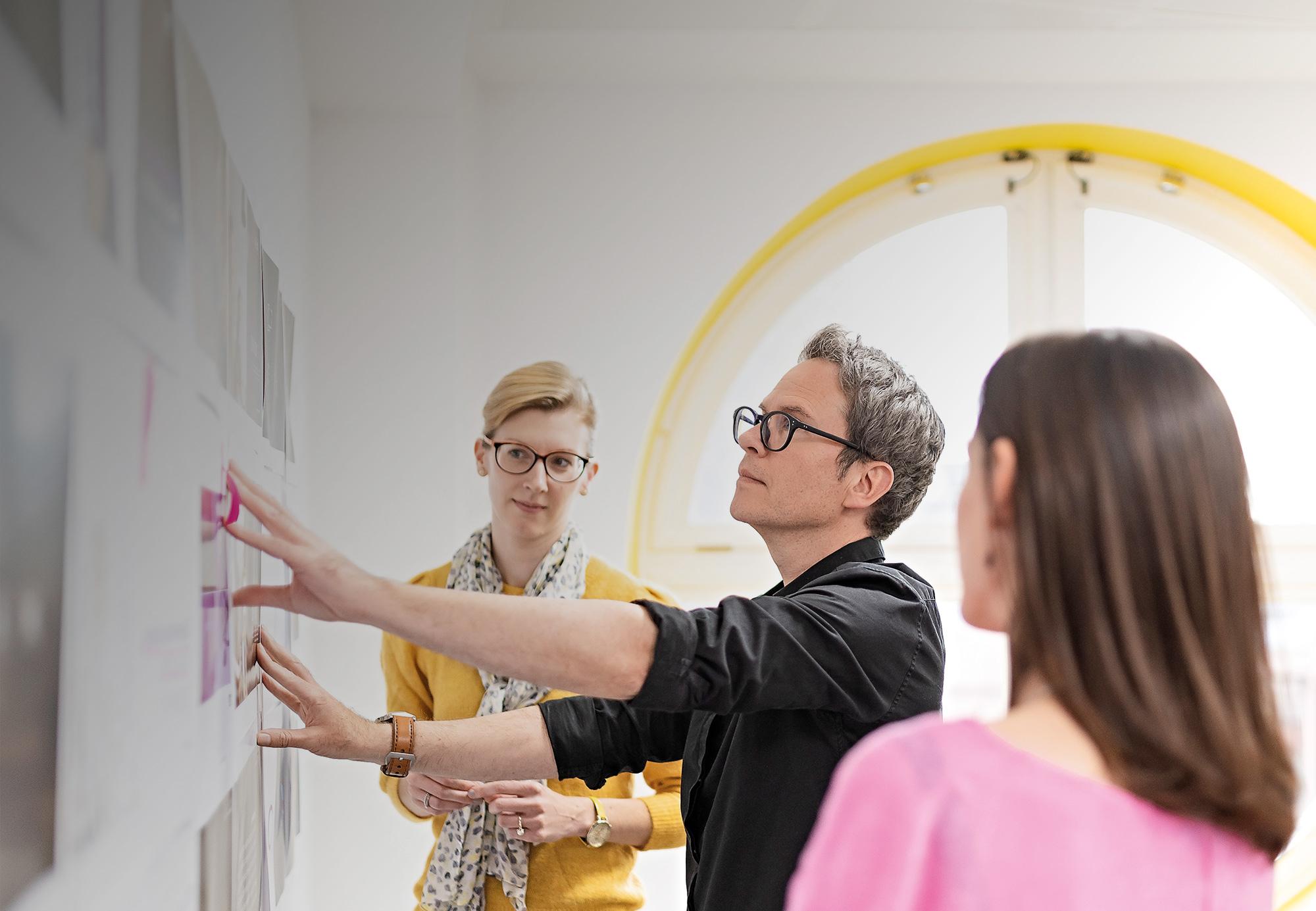 ux design team workshop