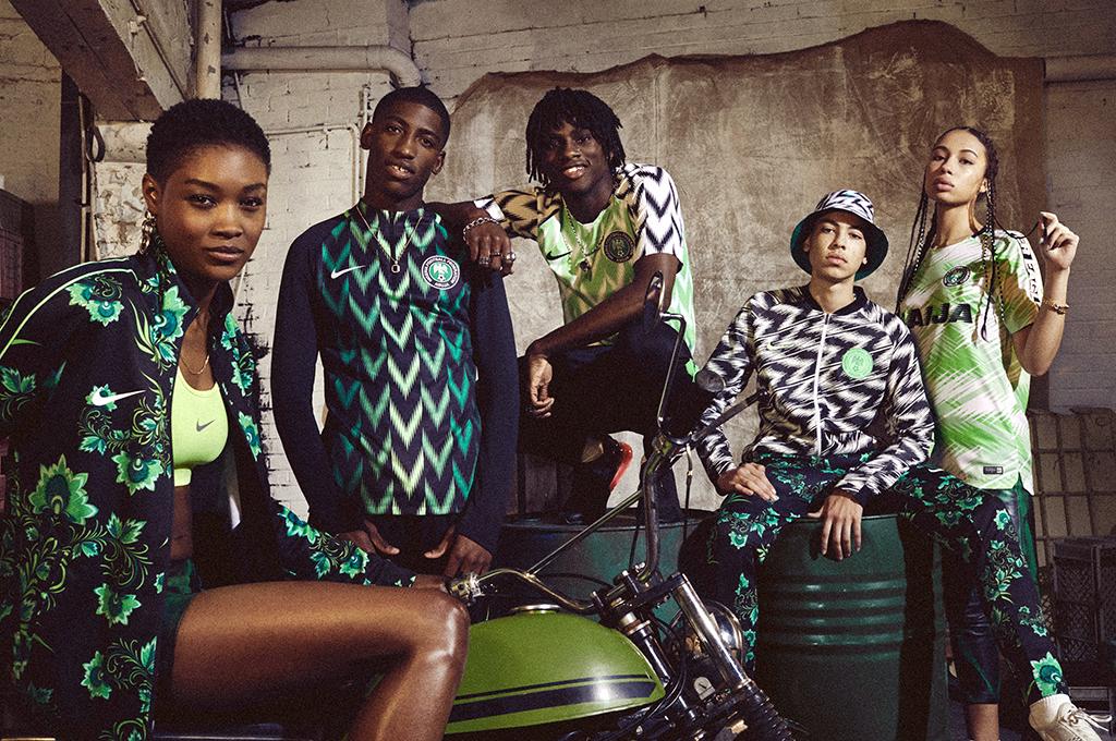 branding nigeria nike kit