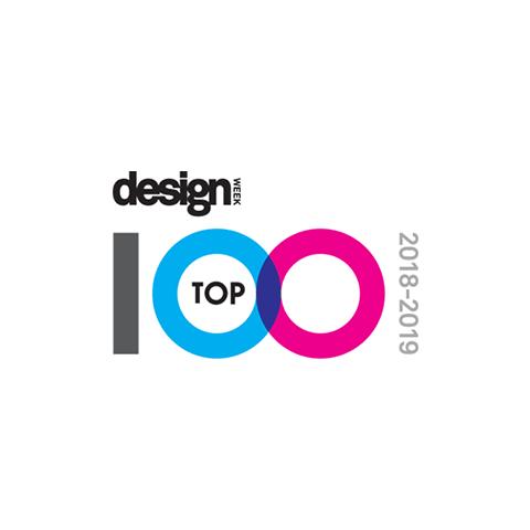 Design Week UK Top 100