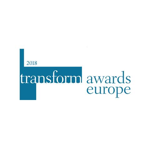 Transform Awards Europe 2018