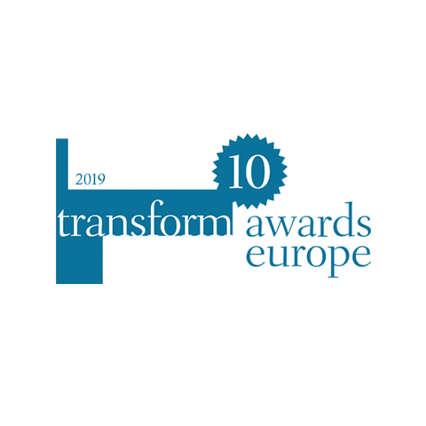 Transform Awards Europe 2019