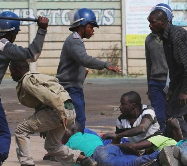 Zimbabweans Are Biggest Cowards In The Region – Report