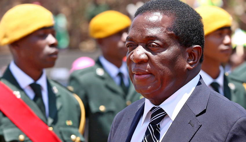 Mnangagwa off to DRC as his diplomatic blitz continues