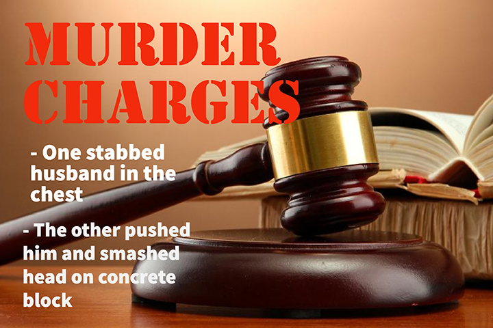 Two Harare women in court for killing husbands