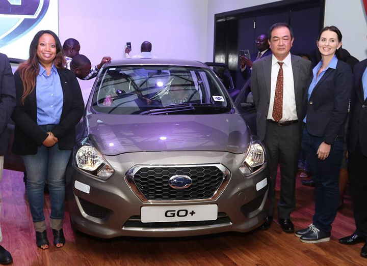 Nissan's Datsun brand to open Zimbabwe dealerships