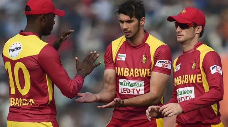 Zimbabwe official given 20-year ban for match-fixing attempt