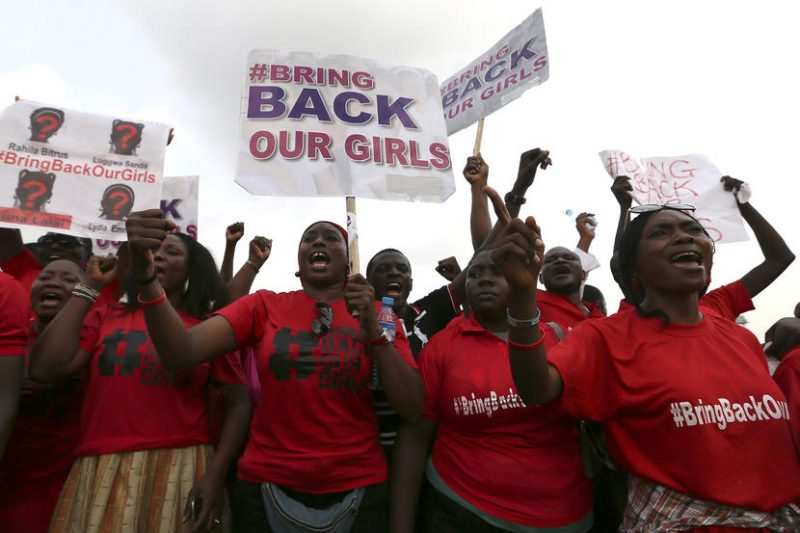 Hunt On For 300 Nigerian Girls Abducted From School