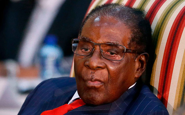 Parliament summons Mugabe over looted $15 billion diamonds revenue