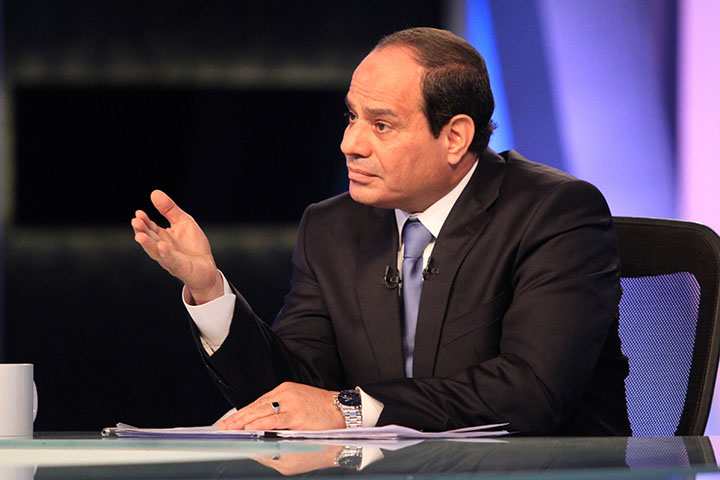 Nearly 2 000 arrests in Egypt crackdown – Human Rights Watch