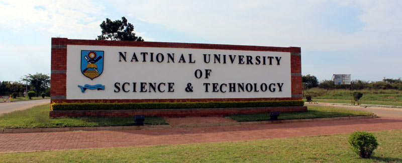Fed-up NUST students stage demonstrations