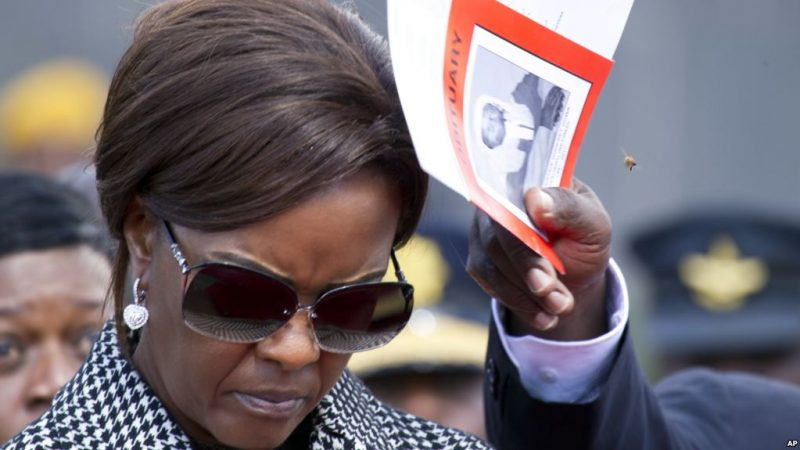 Grace PhD: Suspended UZ boss rejects Mnangagwa prosecutors; says they are illegal