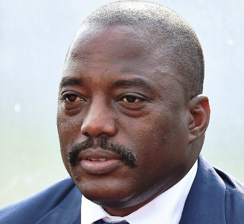 DR Congo's Kabila does not rule out contesting 2023 poll