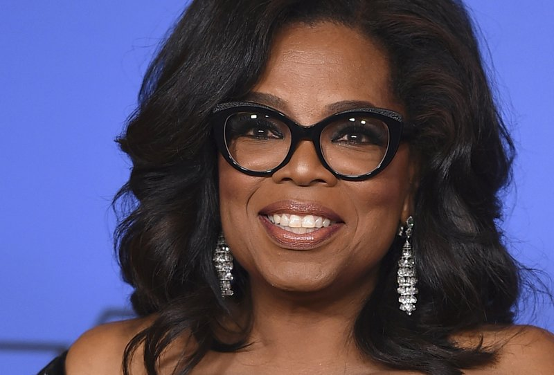 Winfrey praises Florida students as 'warriors of the light'