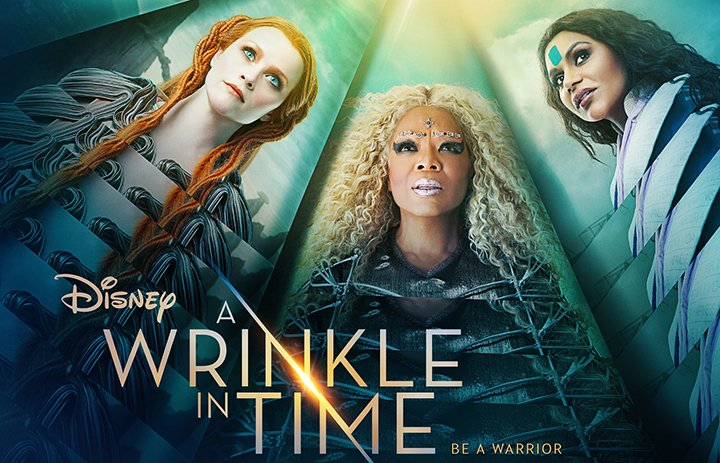 'A Wrinkle in Time': a girls' movie all boys should see