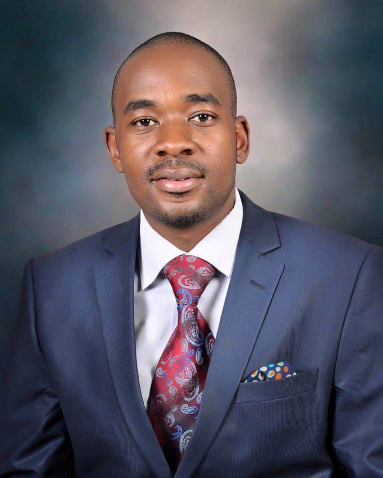 Chamisa re-affirmed as MDC-T acting president after 6 hour indaba