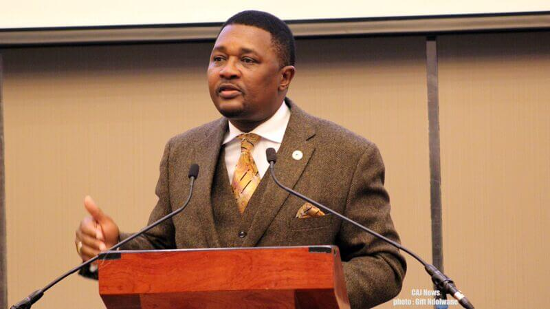 Warrant of arrest issued for 'critically ill' ex-minister Mzembi