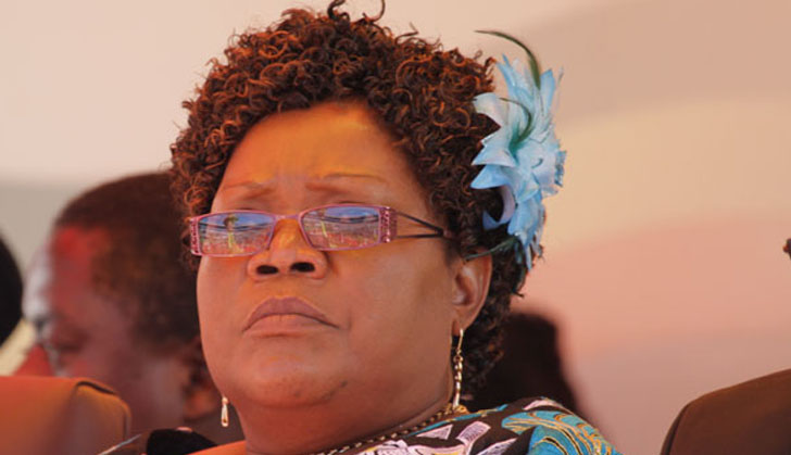 No hard feelings, Mujuru tells Mnangagwa