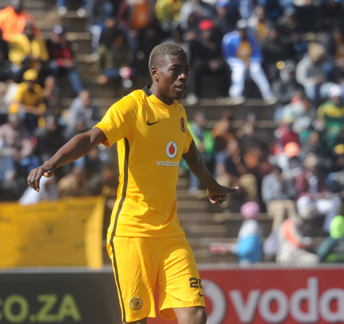 PSL very difficult and different to Zim' says Chiefs defender Hadebe
