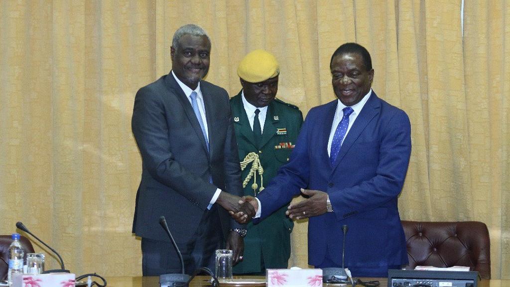 Moyo, Zhuwao lash out as AU backs Mnangagwa takeover