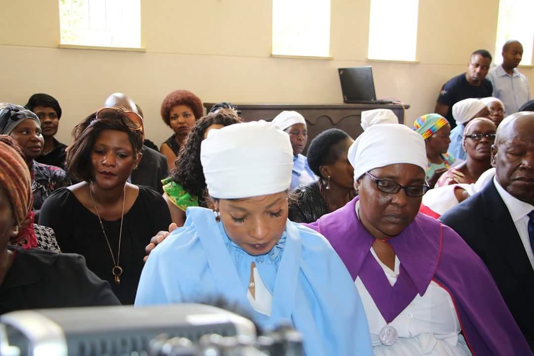 Tsvangirai's mother, wife in more drama