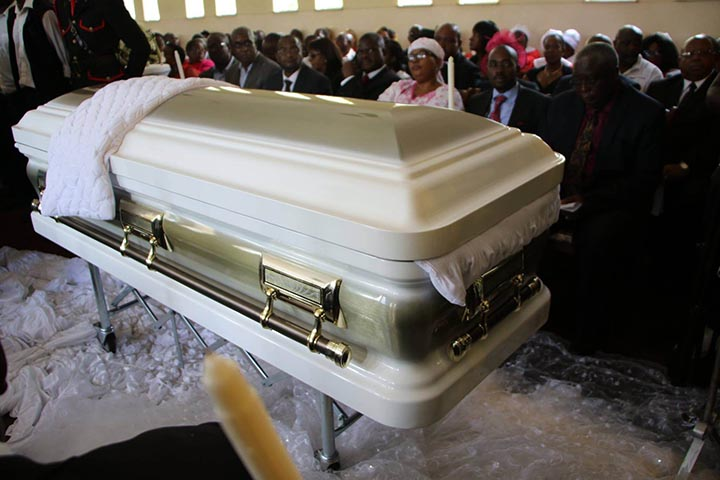 Tsvangirai's body now in Buhera for burial