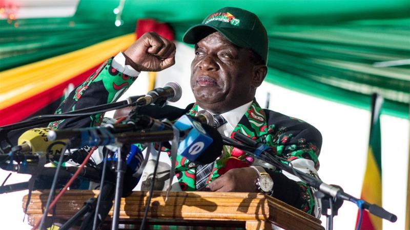 'Mnangagwa a murderer' heckler denies allegations