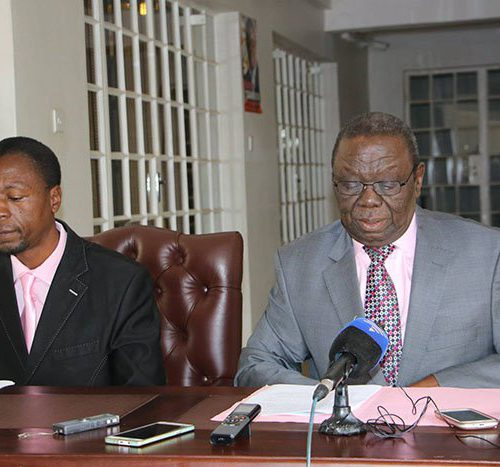 Morgan Tsvangirai: Footprints on the sands of history