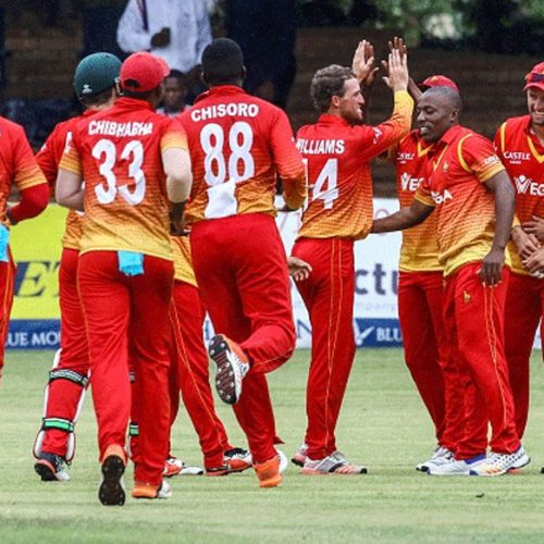 Zim sinks to lowest ever ICC ODI ranking…fall behind Oman, Netherlands