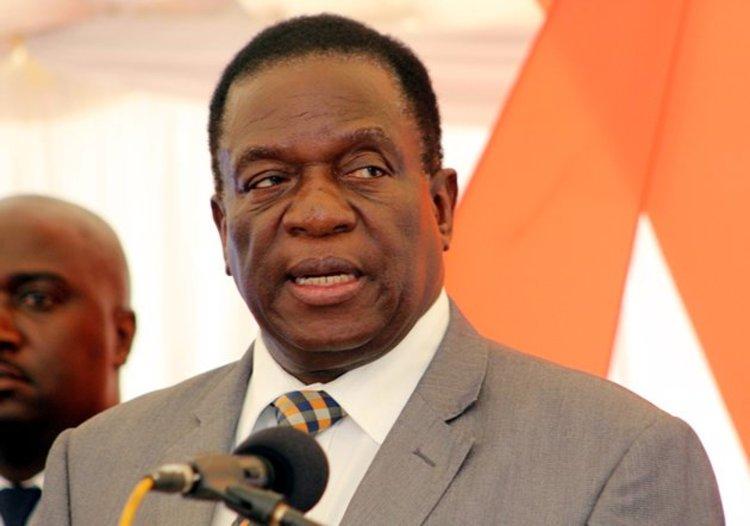 Mnangagwa hails Tsvangirai, urges unity