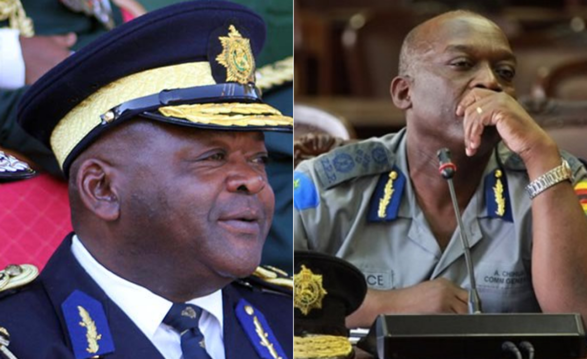 "Minister defends appointment of ""tainted"" Matanga as police boss"