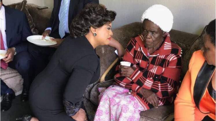 Tsvangirai's mother threatens suicide over Chamisa, Elizabeth