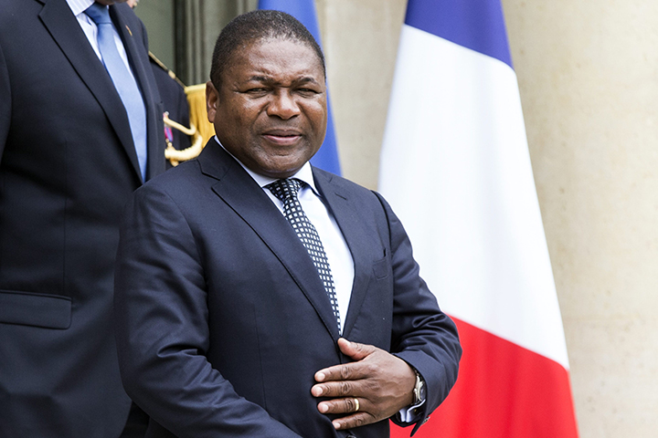 Mozambique president presses peace deal with Renamo opposition
