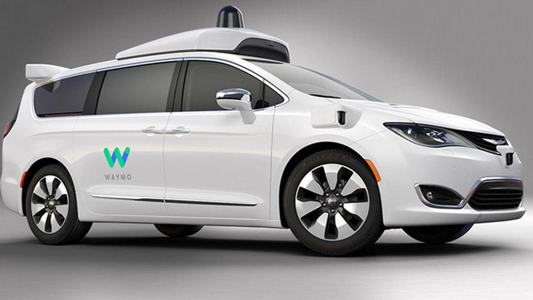Waymo gets OK for driverless ride-hailing service