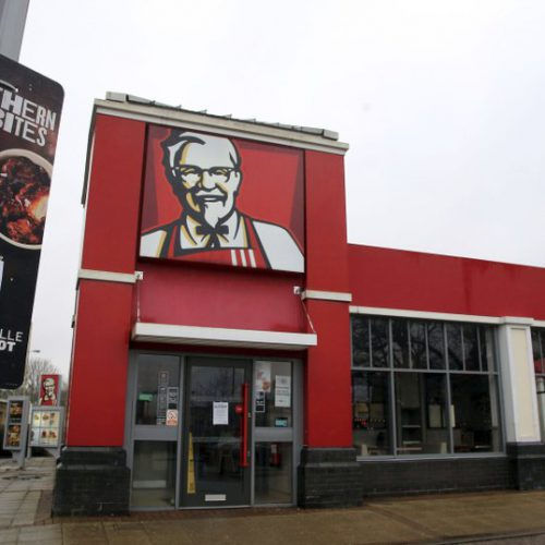 KFC reopens in Zimbabwe after month-long economic closure
