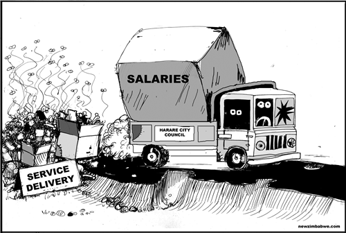 Service and Wages