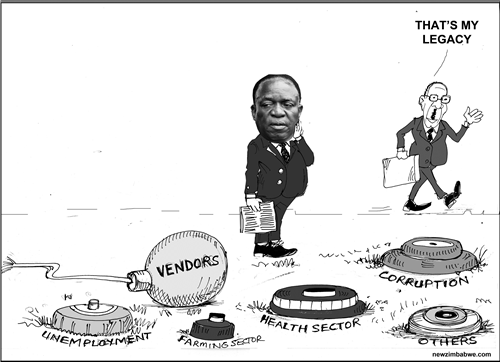 Mugabe Legacy