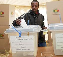 Elections:  Understanding proportional representation