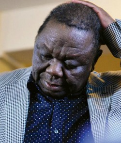 Tsvangirai lost  because he took people for granted