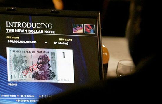 African economies must all dollarise
