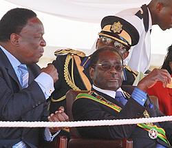 Zanu PF, Gukurahundi and apartheid South Africa