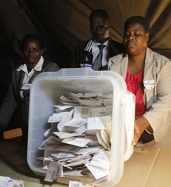 Zimbabwe exposes Africa's weak electoral democracy