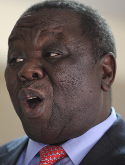 Morgan Tsvangirai has had his chance