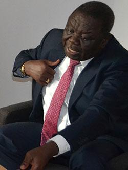 Interview: Tsvangirai on 2018, Makarau and more  Poll re-run unlikely … Morgan Tsvangirai speaks to NewZimbabwe.com's Gilbert Nyambabvu
