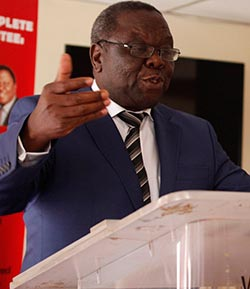 Tsvangirai: Christmas and End of Year message
