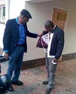 Mangoma Should leave the MDC-T